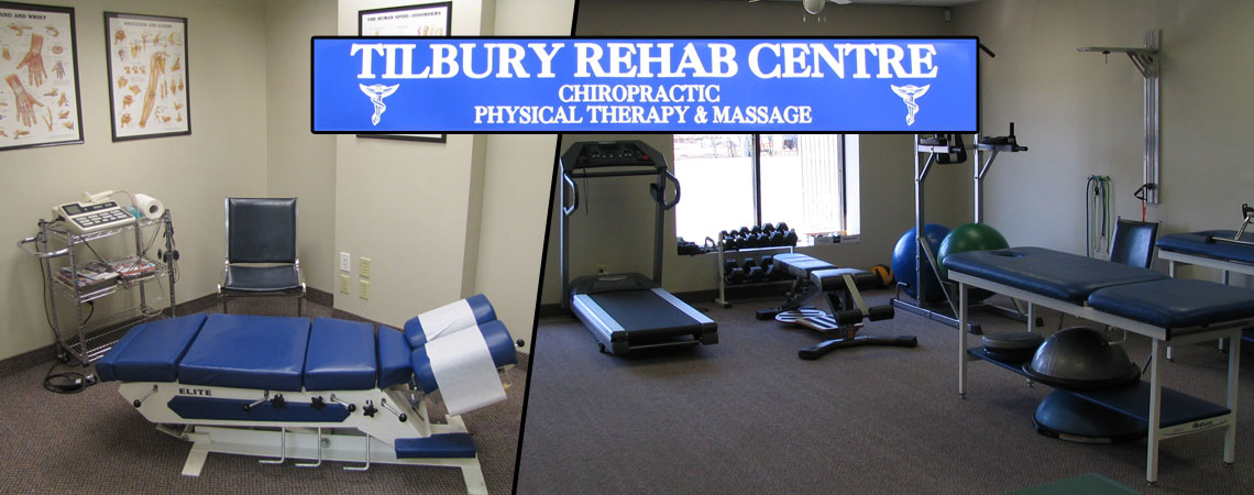 Tilbury Rehab Centre Chiropractic Physiotherapy